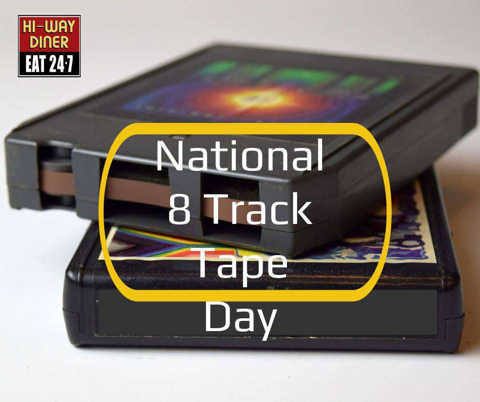 National Eight Track Tape Day Wishes
