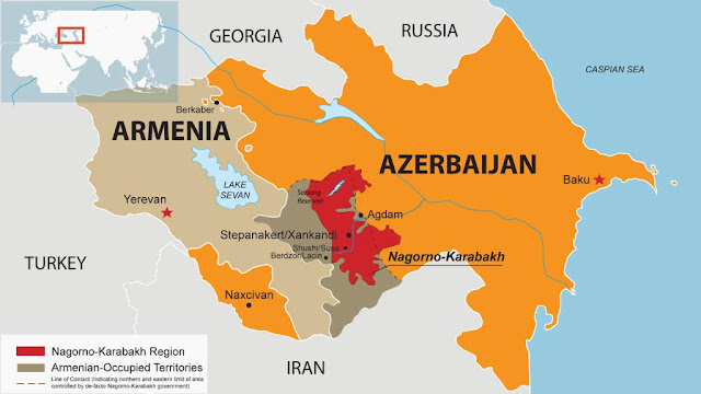 World United News: Azerbaijan-Armenia War 2020 3