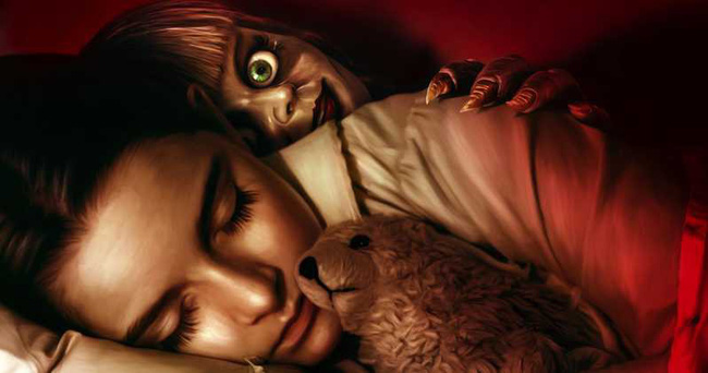 Phim Búp Bê Ma Ám 3: Ác Quỷ Trở Về Annabelle 3: Comes Home (2019)