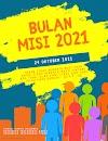 Bulan Misi 2021 Kevikepan Yogyakarta Barat & Yogyakarta Timur