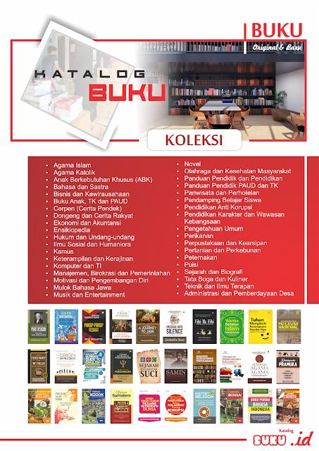 Daftar dan Katalog Lengkap Distributor Buku Distributor Buku