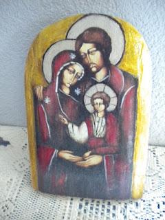 298– Sw. Rodzina  …. ikona