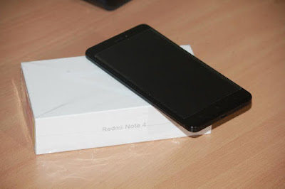 Xiaomi Redmi Note 4 Matte Black Photo Gallery
