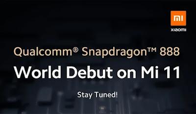 Xiaomi Mi 11 Bakal Jadi Smartphone Pertama yang Gunakan Snapdragon 888