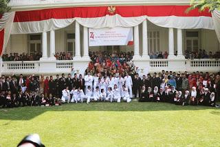 HUT ke 74 RI, Helmy Fauzi ingatkan Pancasila adalah Nikmat Besar