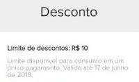 10 reais OFF em Gift Card no Mercado Pago