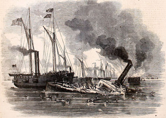 The Destruction of the Mosquito Fleet