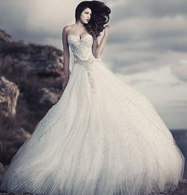 Julia+Kontogruni - Vestidos de Noiva / Bridal Collection - Colecções 2013