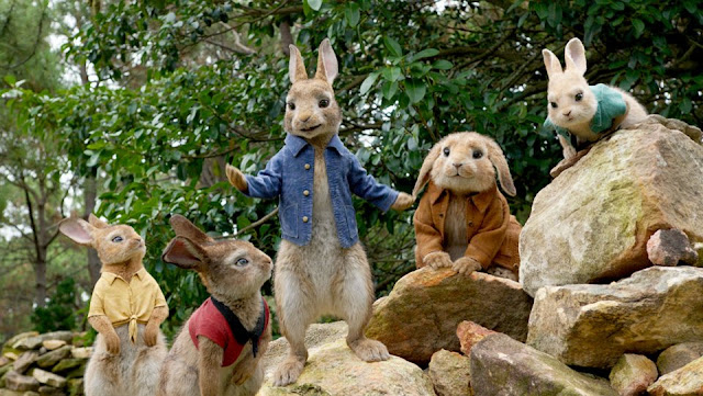Peter Rabbit: Film Review