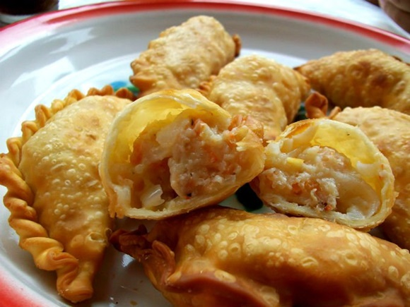 Empanadas De Camaron