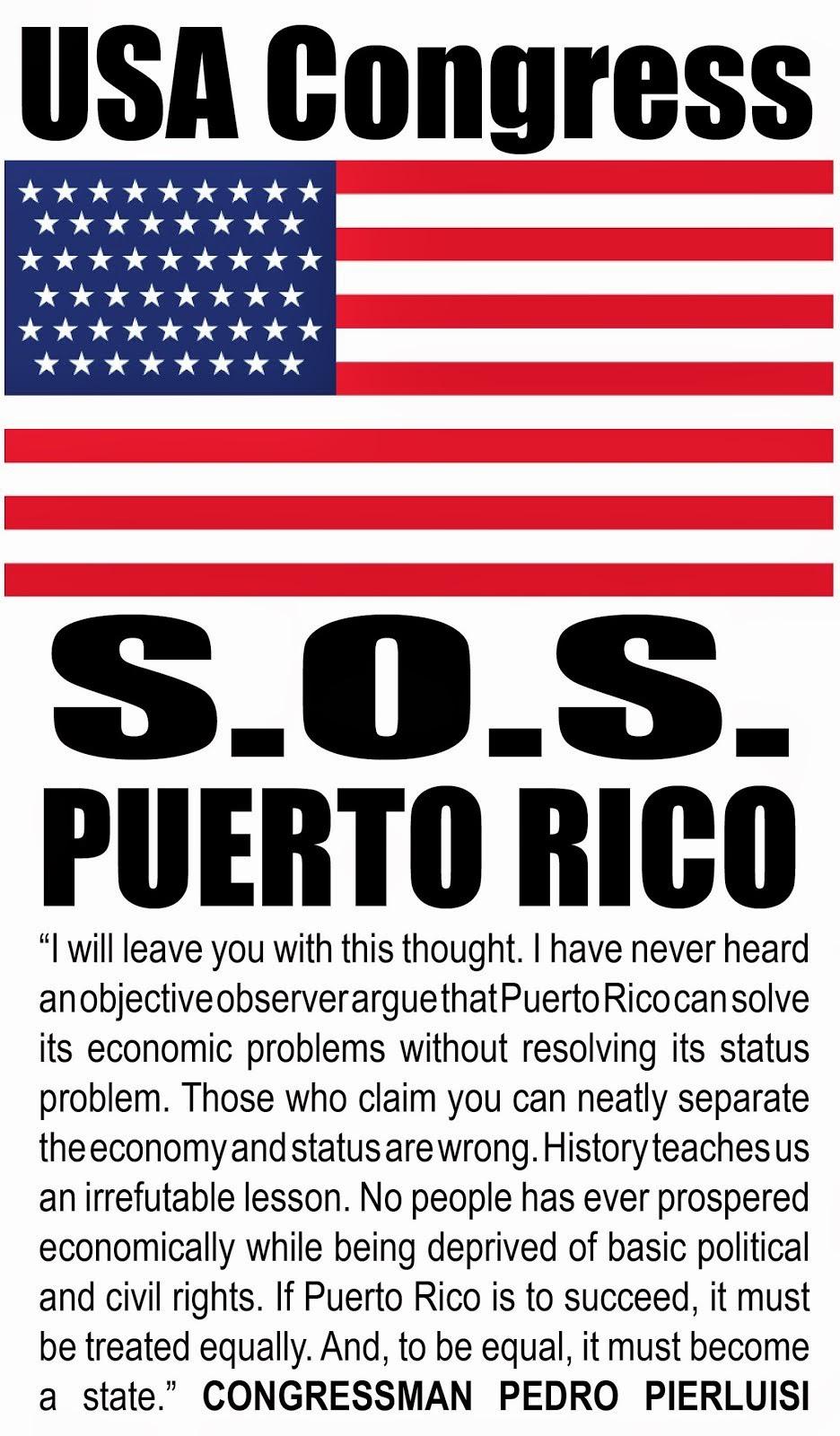 S.O.S. PUERTO RICO
