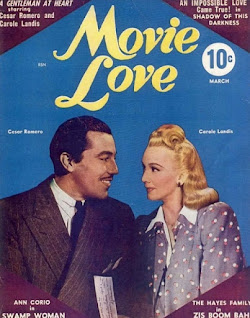 Carole Landis Cesar Romero Movie Love