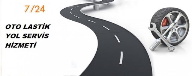 Mobil lastik yol yardım