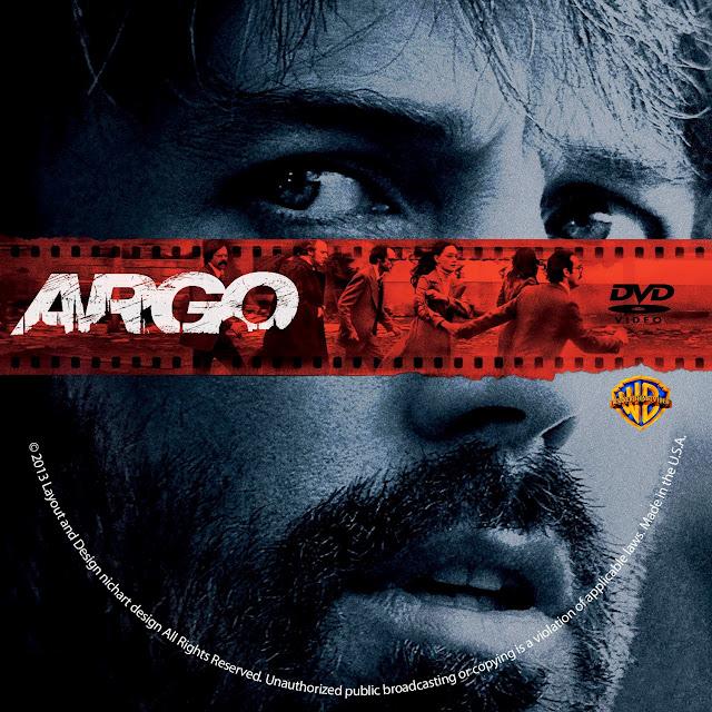Argo DVD Label