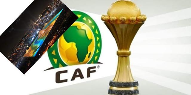 Les matchs d'aujourd'hui de La Coupe d'Afrique des nations de football Total 2019