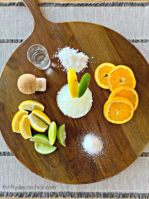 best homemade margarita ingredients