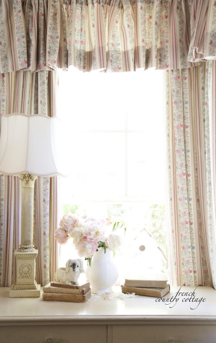 Inspiration French Style Fabrics Country Cottage