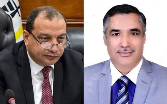 رئيس جامعة بني سويف يصدر قراراً بتعيين الأستاذ خالد يسن قائماً بأعمال أمين عام الجامعة