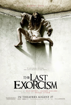The Last Exorcism: Starring Patrick Fabian and Ashley Bell | A Constantly Racing Mind