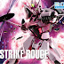 """ENTRY GRADE 1/144 Strike Rouge """"ROUND BOX BY HEART CORP. - Release Info"""