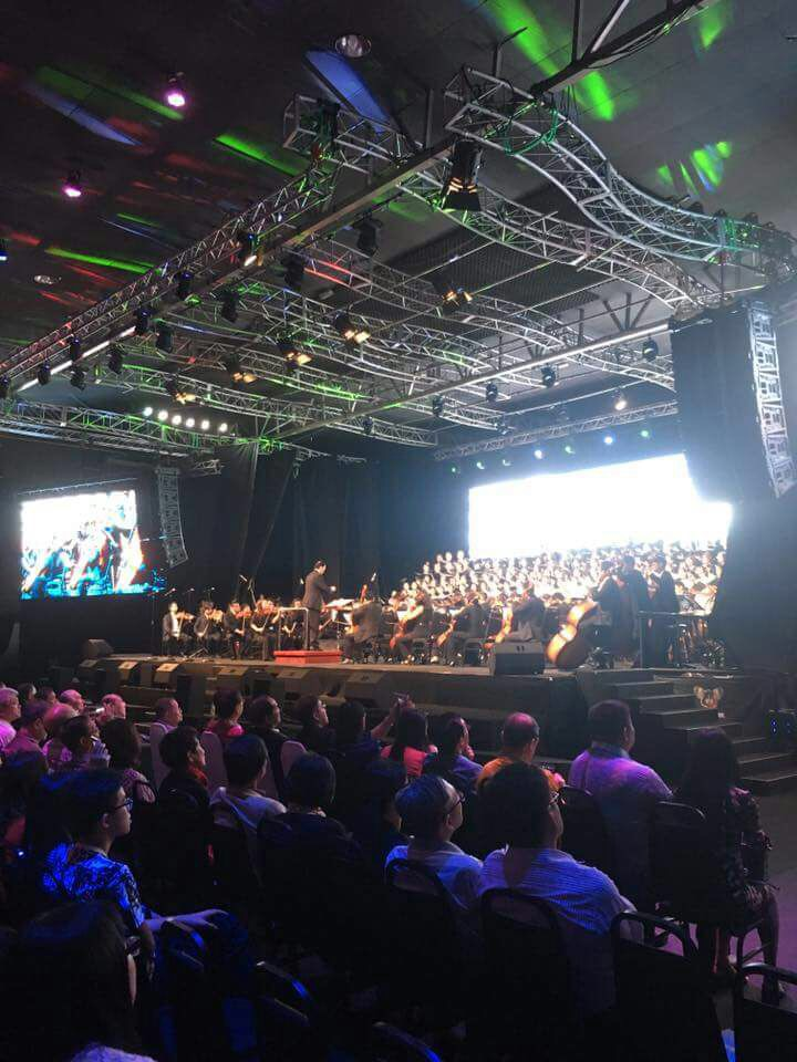 Harman Luxury Audio News: HARMAN Professional Solutions Sound System Featured At Mega Star Arena In Kuala Lumpur