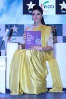 Gorgeous Jacqueline Fernandez  in yellow saree 13.JPG