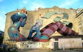 Inilah 10 Kota yang Nampak Cantik Dengan Street Artnya.
