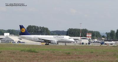 Airbus A319-100, D-AILW, Lufthansa, Krakow Airport