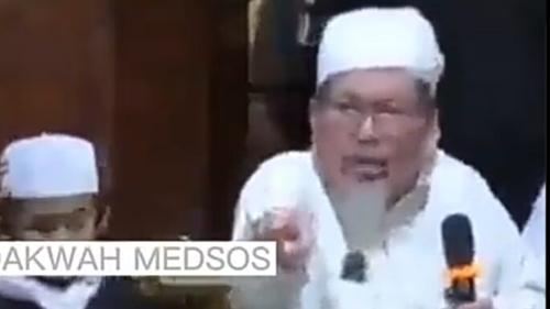 Beredar Video, Tengku Zul: Penjahat Pasti Wajahnya Tidak Good Looking