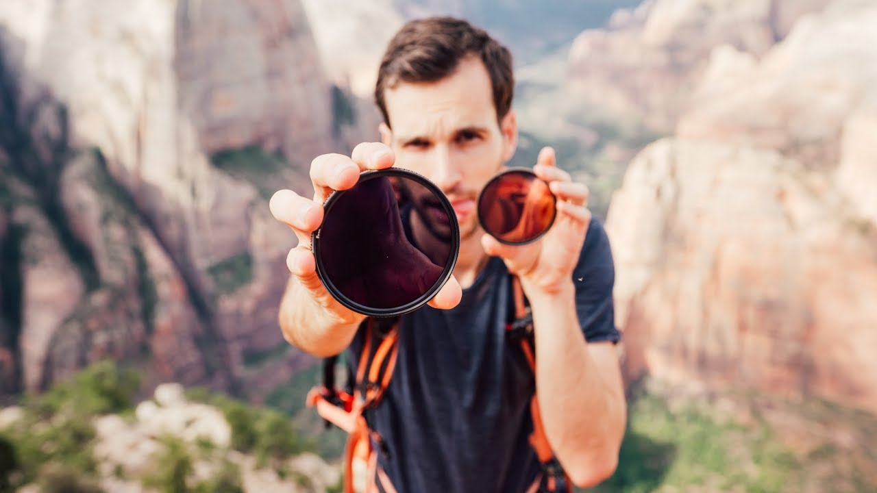 3 Reasons Why Camera FILTERS will CHANGE your LIFE