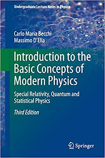 Introduction to the Basic Concepts of Modern Physics: Special Relativity, Quantum and Statistical Physics