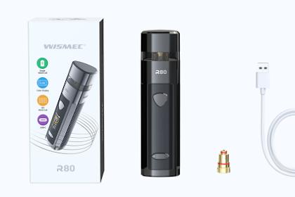 Kelebihan dan Kekurangan Wismec R80 Pod