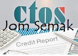 Cara Semak CCRIS CTOS Online