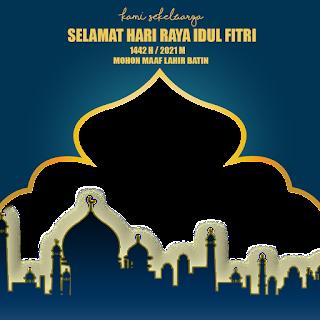 Daftar Gratis Link Twibbon Hari Raya Idul Fitri 2021, Pas Banget Untuk Dijadikan Status WhatsApp, Instagram, Twitter, dan Facebook