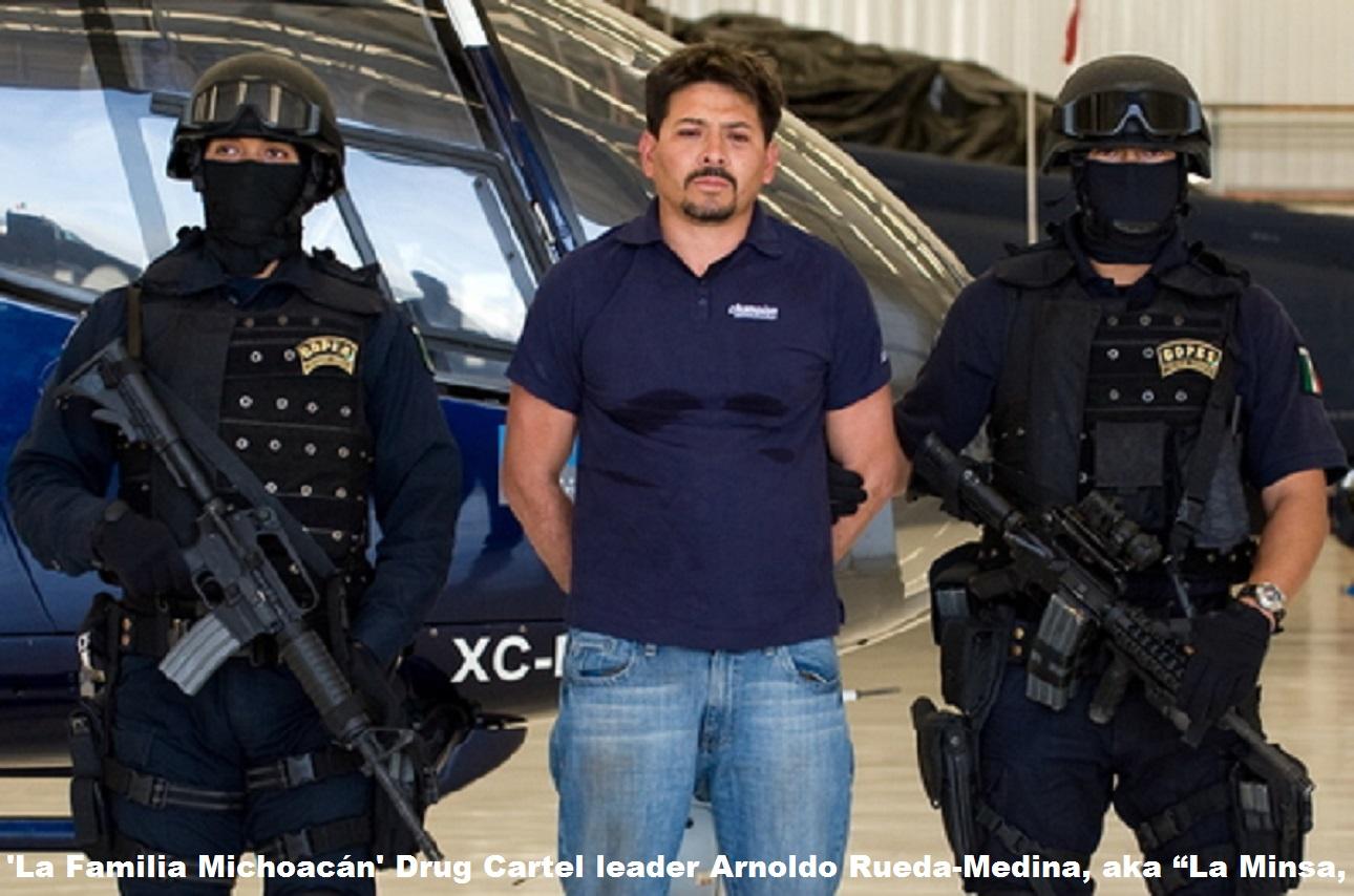 Mexican Drug Cartel Leaders
