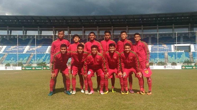 Jadwal Lengkap Laga Uji Coba Timnas U-16, U-19, dan Senior Indonesia