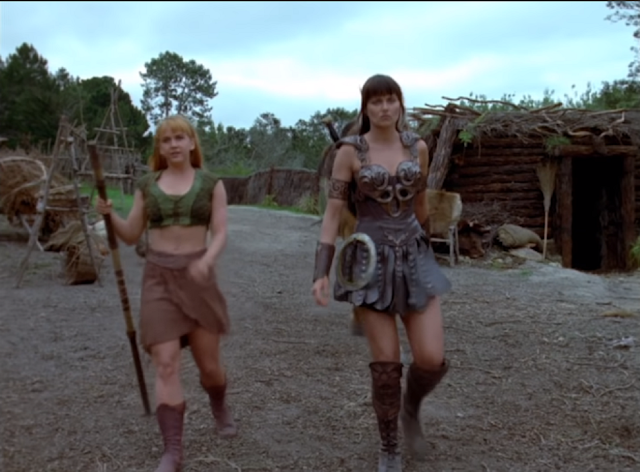 Amazons And Warrior Princesses On Screen – The Legacy Of Xena 20 Years On