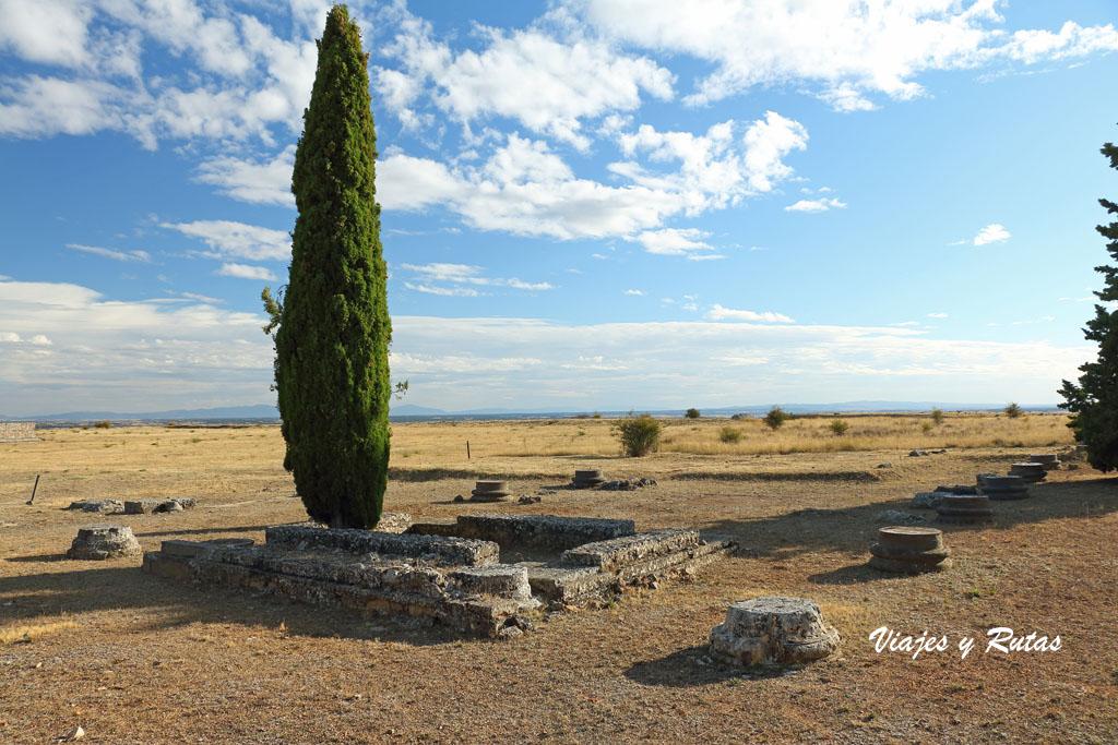 Basílica jurídica de Clunia Sulpicia