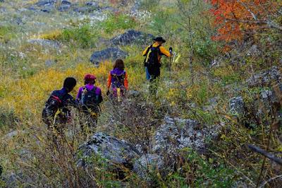 Walking group life-changing