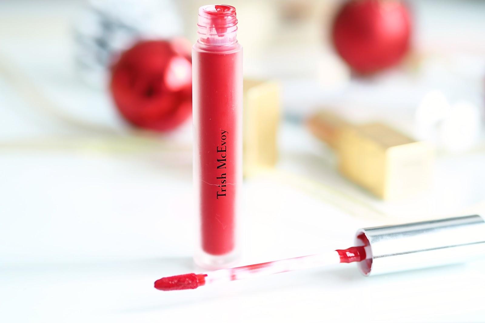Trish McEvoy liquid lip color