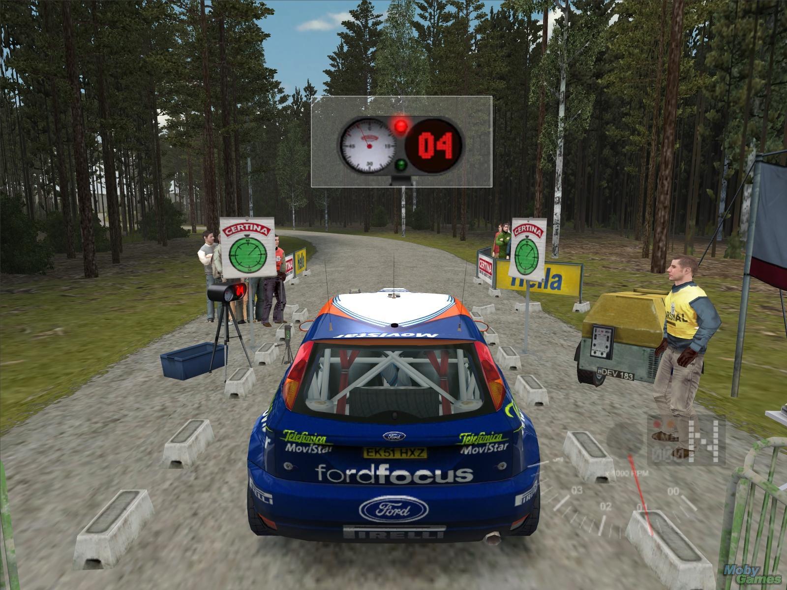 Colin McRae Rally 3 Full Download