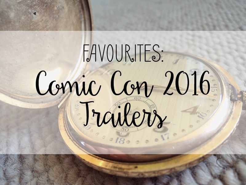 favourite comic con trailers