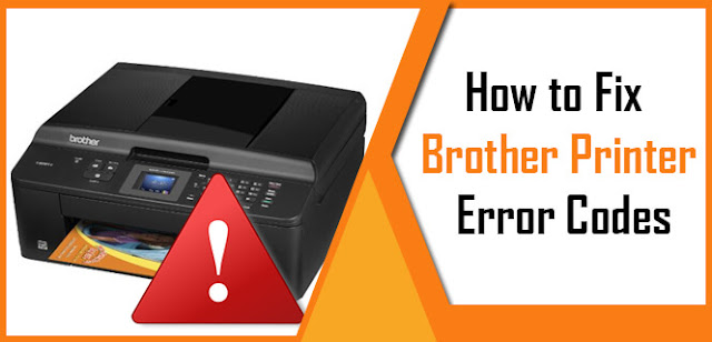 Get Effortless Steps to Resolve 5 Common issues of Brother Printer?