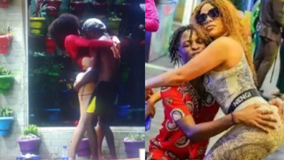 """""""Laycon Rocks Me Wella"""" – Nengi Speaks On Why She Did Not Let Ozo 'Rock' Her"""