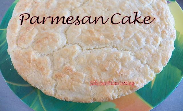Parmesan Cake