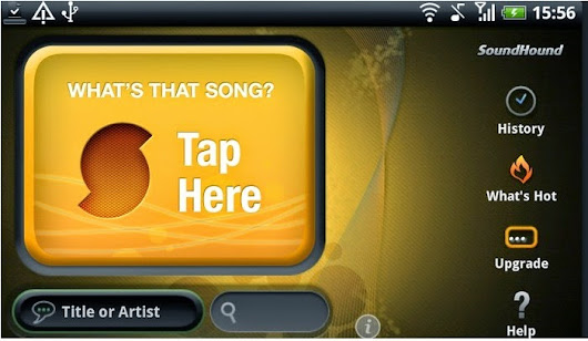 Recognize music playing around you with these Music search/Identification apps