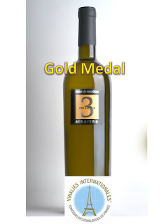 FEBRUARY 2020: GOLD MEDAL VINALIES