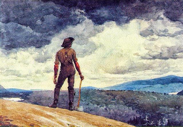 Αποτέλεσμα εικόνας για Ο ξυλοκόπος και το τσεκούρι