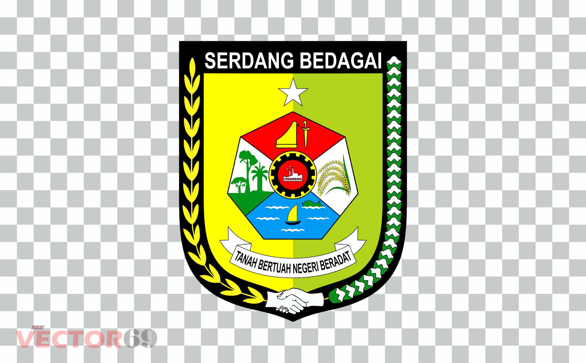 Kabupaten Serdang Bedagai Logo - Download Vector File PNG (Portable Network Graphics)