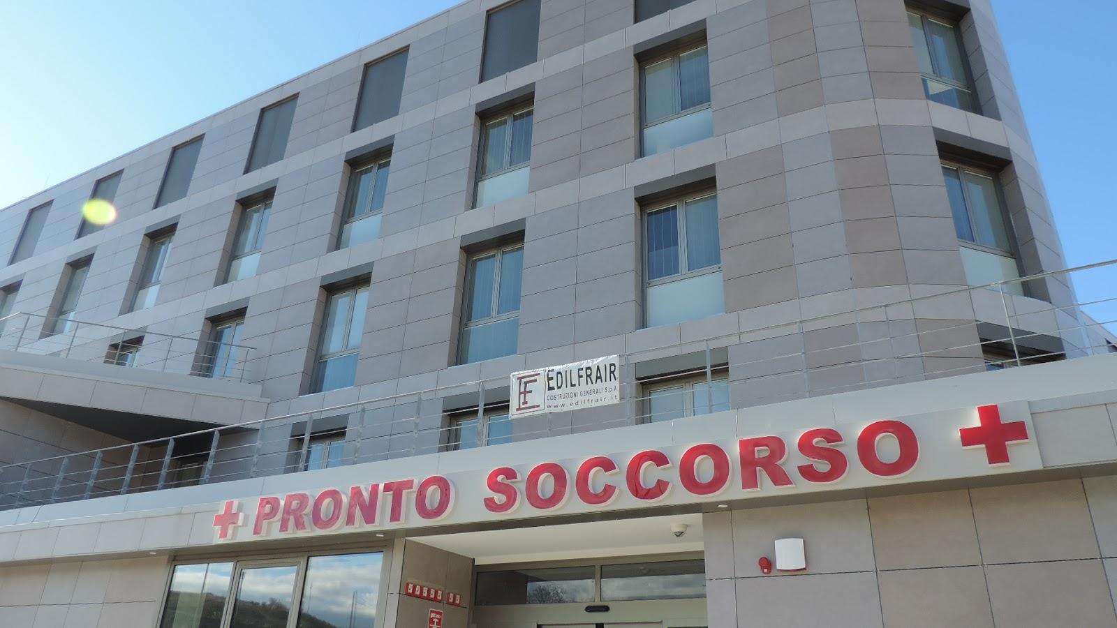 Bcc Montepulciano Nuova Sede centroabruzzonews: pronto soccorso nel nuovo ospedale da